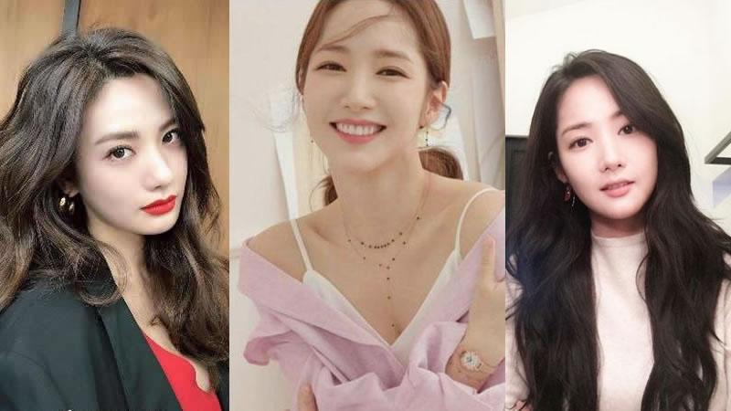 韩国美女排行榜前25名